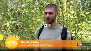 Manuel Larbig Wildkräuterevents